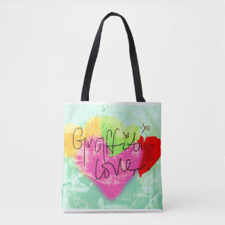 Graffiti Love Bag