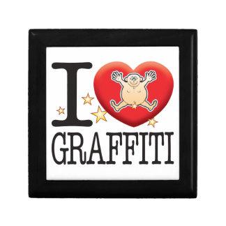 Graffiti Love Man Gift Box