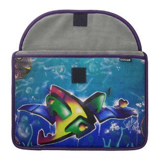 Graffiti MacBook Pro Sleeves