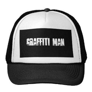 Graffiti Man Hat