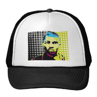 Graffiti Man Mesh Hats
