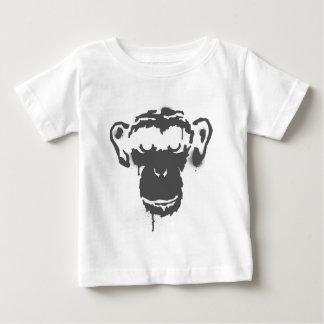 Graffiti Monkey Baby T-Shirt