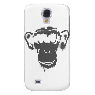 Graffiti Monkey Galaxy S4 Case