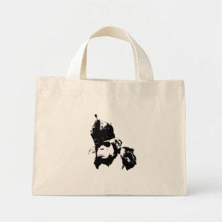 Graffiti Monkey King Mini Tote Bag