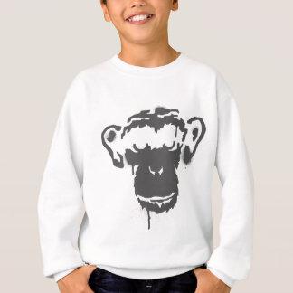 Graffiti Monkey Sweatshirt