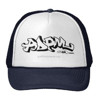 Graffiti My Name Hat