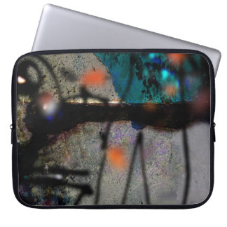 Graffiti Neoprene Laptop Sleeve 15 inch