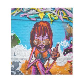 Graffiti Notepad