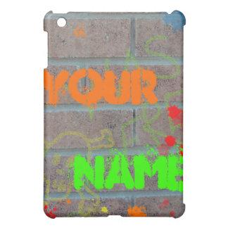 Graffiti on Brick iPad Mini Cases