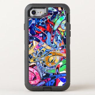 Graffiti OtterBox Defender iPhone 7 Case