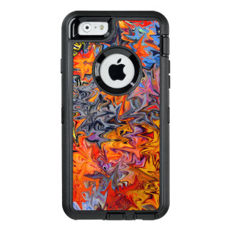 Graffiti OtterBox Defender iPhone Case