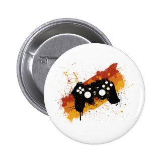 Graffiti Pad Pinback Buttons