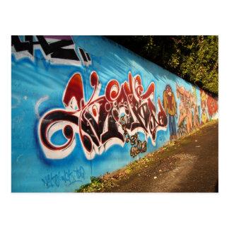 Graffiti Postcards