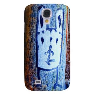 Graffiti Rabbit Galaxy S4 Case