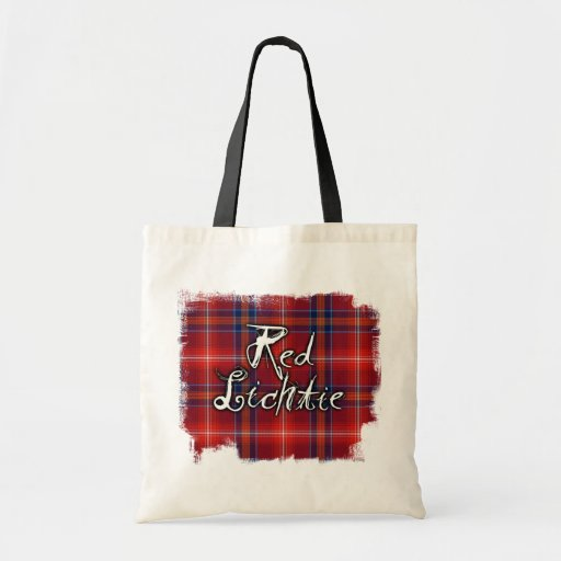 Graffiti Red Lichtie collection Bags