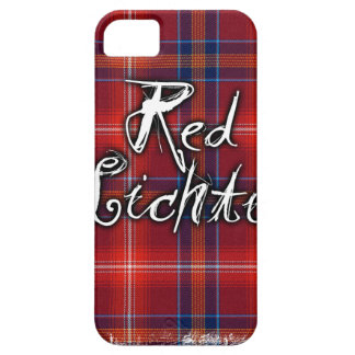 Graffiti Red Lichtie collection iPhone 5 Cover