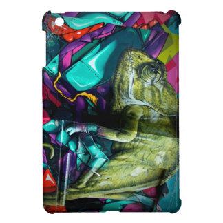 Graffiti reptile case for the iPad mini