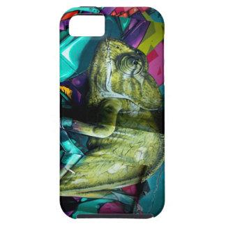 Graffiti reptile iPhone 5 case