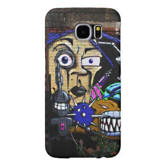 Graffiti Samsung Galaxy S6 Case