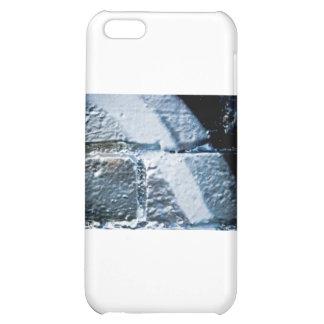 Graffiti Silver spray-paint closeup iPhone 5C Cases