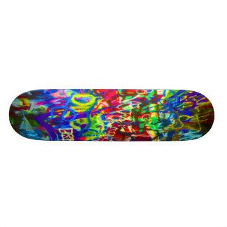 Graffiti Skateboard #1