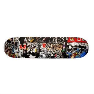 Graffiti Skateboard Deck