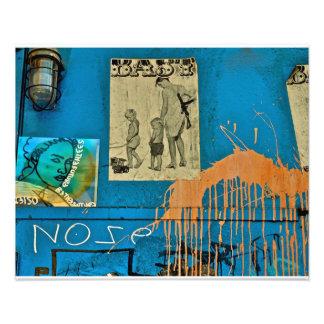 Graffiti- SOHO NYC Art Photo