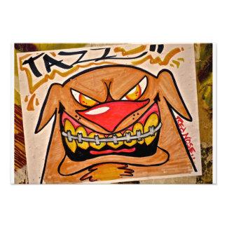 Graffiti- SOHO NYC Photo