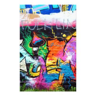 Graffiti Stationery