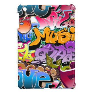 Graffiti Street Art iPad Mini Cover