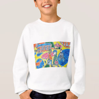 Graffiti Sweatshirt