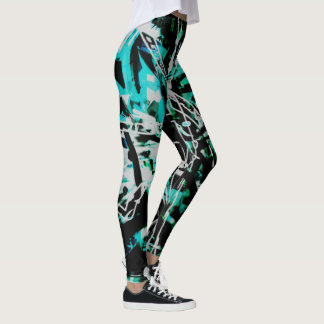 GRAFFITI TEN PICK LEGGINGS
