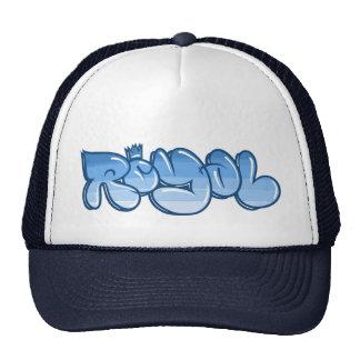 Graffiti Throw-up Hat