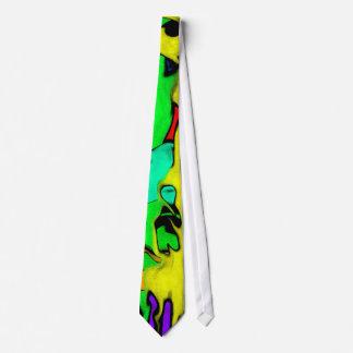 Graffiti Tie