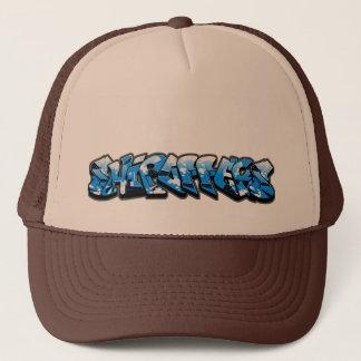 Graffiti Trucker Hat