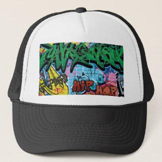 Graffiti Trucker Hat 2