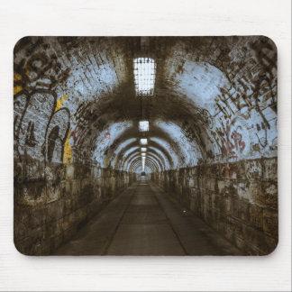 Graffiti Tunnel Urban Decay Mouse Mat