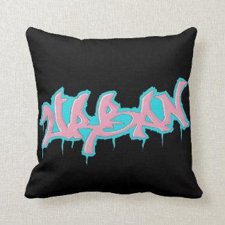 GRAFFITI urban mojo pillow