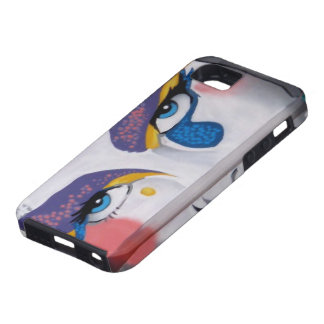 Graffiti Wall Art iPhone 5 Cover
