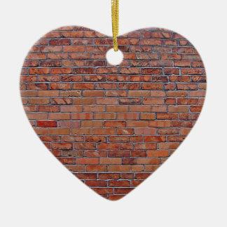 Graffiti Wall Ceramic Heart Decoration