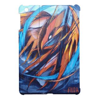 Graffiti wall painting iPad mini cases