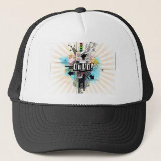 graffiti-wallpaper-27 trucker hat