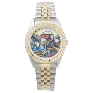 Graffiti watch