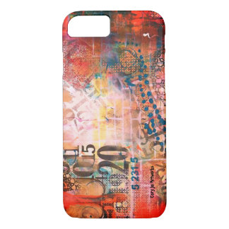 Graffiti with Love iPhone 8/7 Case