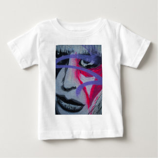 Graffiti woman baby T-Shirt