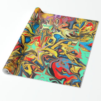 Graffiti Wrapping Paper