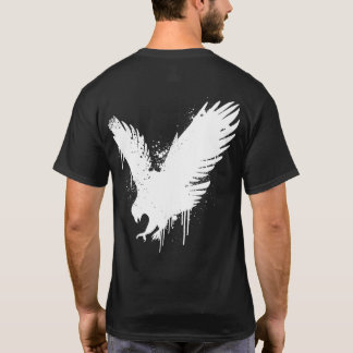 grafiteada eagle T-Shirt
