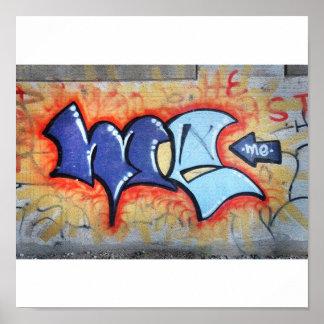 Grafitti 1 poster