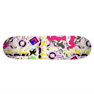 Grafitti Boogie 19.7 Cm Skateboard Deck