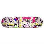 Grafitti Boogie Skate Board Deck